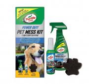 Набор для очистки салона после животных Turtle Wax Pet Mess Kit 53037