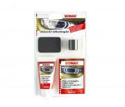 Набор для очистки, полировки и защиты фар Sonax HeadLight Restoration Kit 405941 (89мл)