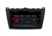 Штатная магнитола RedPower 30002 IPS для Mazda 6 GH 2009-2012 (Android 8.1)