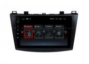 Штатная магнитола RedPower 30034 IPS для Mazda 3 BL 2009-2013 (Android 8.1)