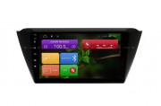 Штатная магнитола RedPower 31015 R IPS DSP для Skoda Fabia III (2015-2018) Android 7+