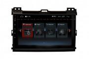 Штатная магнитола RedPower 30182 IPS для Toyota Land Cruiser Prado 120 (Android 8.1)