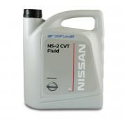 Оригинальная жидкость для вариатора Nissan CVT Fluid NS-2 KE909-99945