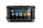 Штатная магнитола AudioSources T100-610A для Volkswagen Universal (Android 8)