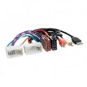 Переходник / адаптер ISO + AUX + USB ACV 1140-44 для Hyundai, Kia