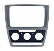 Переходная рамка AudioSources RP-4160 для Skoda Octavia A5, Yeti, 2 DIN