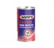 Присадка в масло для двигателей с системой `Старт-Стоп` Wynn`s Start-Stop Engine Protector 77263 (325мл)