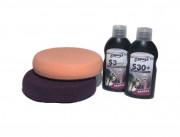 Набор для полировки автомобиля в два шага Scholl Concepts Bodyshop Bundle Polish Box (BBCC0023)