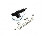 Двухпроводный привод центрального замка / актуатор Cyclone DL-22 (с крепежом)