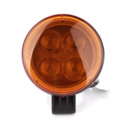 Светодиодная фара (LED BAR) Белавто BOL0403LA Spot (Amber)