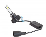 Светодиодная (LED) лампа rVolt RR02d H27 (dual color) 4500Lm