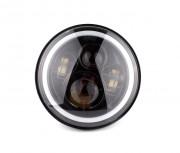 Би-светодиодные LED фары Белавто BOL0160 (ближний / дальний свет + DRL)