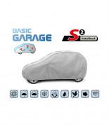 Тент для автомобиля Kegel Basic Garage S2 Hatchback (светло-серый цвет)