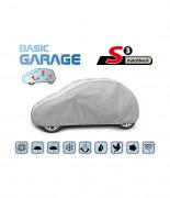 Тент для автомобиля Kegel Basic Garage S3 Hatchback (светло-серый цвет)
