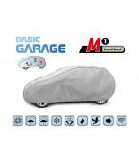 Тент для автомобиля Kegel Basic Garage M1 Hatchback (светло-серый цвет)