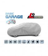 Тент для автомобиля Kegel Basic Garage L1 Hatchback (светло-серый цвет)