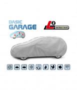 Тент для автомобиля Kegel Basic Garage L2 Hatchback (светло-серый цвет)