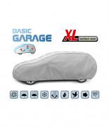 Тент для автомобиля Kegel Basic Garage XL Kombi / Hatchback (светло-серый цвет)