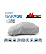 Тент для автомобиля Kegel Basic Garage М Sedan (светло-серый цвет)