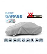 Тент для автомобиля Kegel Basic Garage XL Sedan (светло-серый цвет)