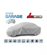Тент для автомобиля Kegel Basic Garage L Sedan (светло-серый цвет)