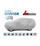 Тент для автомобиля Kegel Basic Garage L SUV / Off-Road (светло-серый цвет)