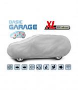 Тент для автомобиля Kegel Basic Garage XL SUV / Off-Road (светло-серый цвет)
