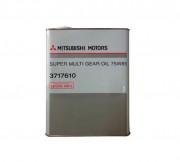 Оригинальное трансмиссионное масло Mitsubishi DiaQueen Super Multi Gear Oil 75w-85 GL-4 (3717610)
