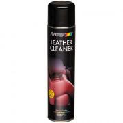 Очиститель-кондиционер для кожи Motip Leather Cleaner 000714 (аэрозоль 600мл)