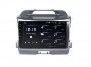 Штатная магнитола Incar XTA-1034 для Kia Sportage R 2010+ (Android 9.0)