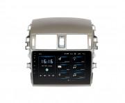 Штатная магнитола Incar XTA-1441 для Toyota Corolla 2009-2012 (Android 8.1)
