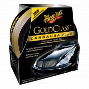 Твердый воск карнауба + аппликатор (набор) Meguiar's G7014J Gold Class Carnauba Plus Paste Wax (311г)