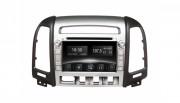 Штатная магнитола Gazer CM5007-CM для Hyundai Santa Fe (CM) 2006-2012 (Android 8.1)