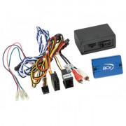 Can-Bus адаптер для подключения кнопок на руле и штатного усилителя AWM MR-0209M (Mercedes-Benz E, SLK, CLS класс)