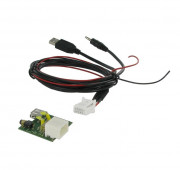 Подовжувач USB / AUX Connects2 CTHYUNDAIUSB.3 для Hyundai Santa Fe (2007-2012)