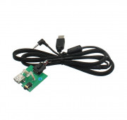Подовжувач USB / AUX Connects2 CTKIAUSB.2 для Kia Sportage, Sorento, Carens, Picanto, Venga, Rio
