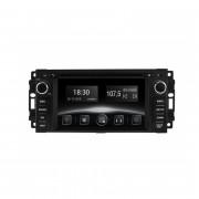 Штатная магнитола Gazer CM5006-XK для Jeep Commander (XK) 2007-2012 (Android 8.1)