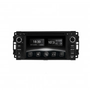 Штатная магнитола Gazer CM6006-XK для Jeep Commander (XK) 2007-2012 (Android 8.0)
