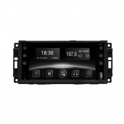 Штатная магнитола Gazer CM5007-XK для Jeep Commander (XK) 2007-2012 (Android 8.1)