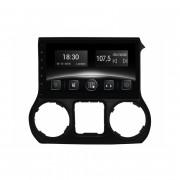 Штатная магнитола Gazer CM6510-JK для Jeep Wrangler (JK) 2011-2014 (Android 8.0)