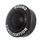 Твитер Kicx Sound Civilization T26 (25мм)