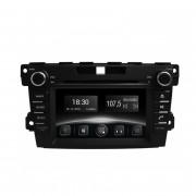 Штатная магнитола Gazer CM5007-ER для Mazda CX-7 (ER) 2006-2012 (Android 8.1)