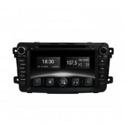 Штатная магнитола Gazer CM5007-TB для Mazda CX-9 (TB) 2006-2012 (Android 8.1)