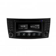 Штатная магнитола Gazer CM5007-W211 для Mercedes-Benz E-класса (W211) 2002-2011 (Android 8.1)