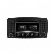 Штатная магнитола Gazer CM6007-W251 для Mercedes-Benz R-класса (W251) 2005-2013 (Android 8.0)
