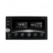 Штатная магнитола Gazer CM6006-SC11 для Nissan Tiida (SC11), Qashqai, X-Trail, Patrol 2004-2010 (Android 8.0)
