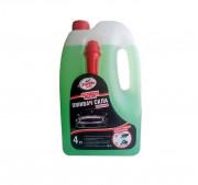 Всесезонная жидкость для стеклоомывателя Turtle Wax Screen Wash S4046 -2°C (4л)