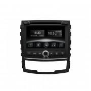 Штатная магнитола Gazer CM5007-CK для SsangYong Korando (CK) 2010-2013 (Android 8.1)