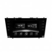 Штатная магнитола Gazer CM6008-V40F для Toyota Camry (V40) 2007-2011 (Android 8.0)