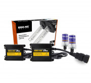 Ксенон Sho-Me Ultra (slim) 35Вт H1 (4300K, 5000K, 6000K) Xenon